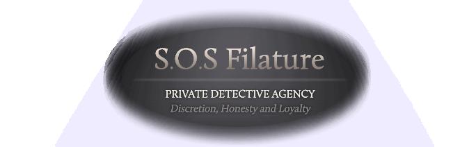 S.O.S. Filature inc. Détectives Privés